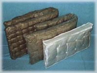 Новый тепло- звукоизоляционный материал может быть использован в различных отраслях промышленности, теплоэнергетике, авиастроении, в сельском хозяйстве, в промышленном, гражданском и жилищном строительстве.